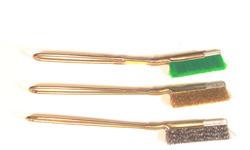 Les brosses métalliques